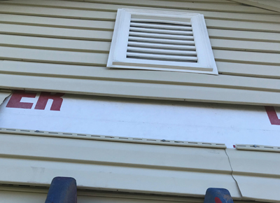 Siding Installation/Repair